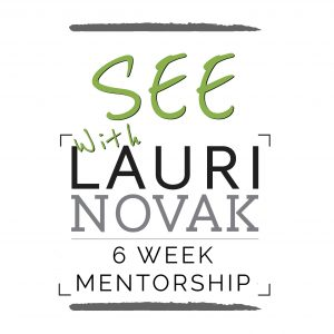 SEE! 6 Week Photography Mentorship