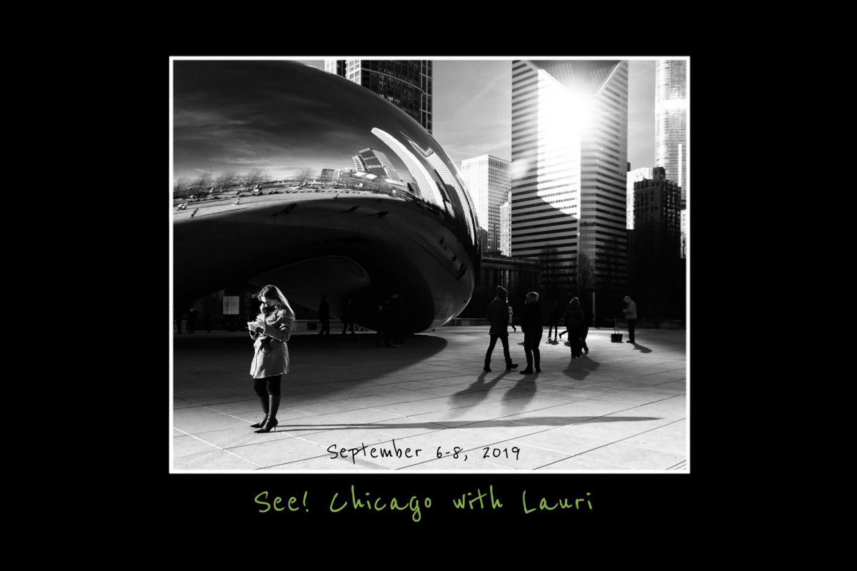 See! Chicago with Lauri