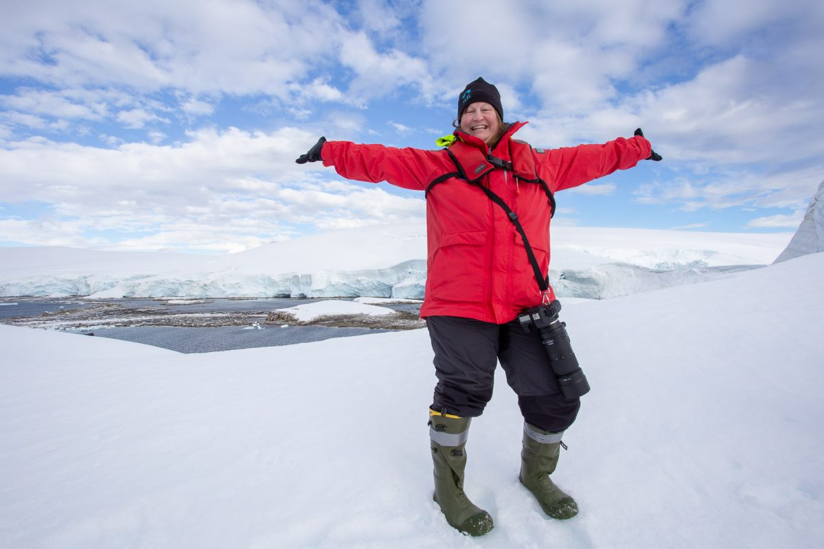 Antarctic Adventure – Day 9 – Morning