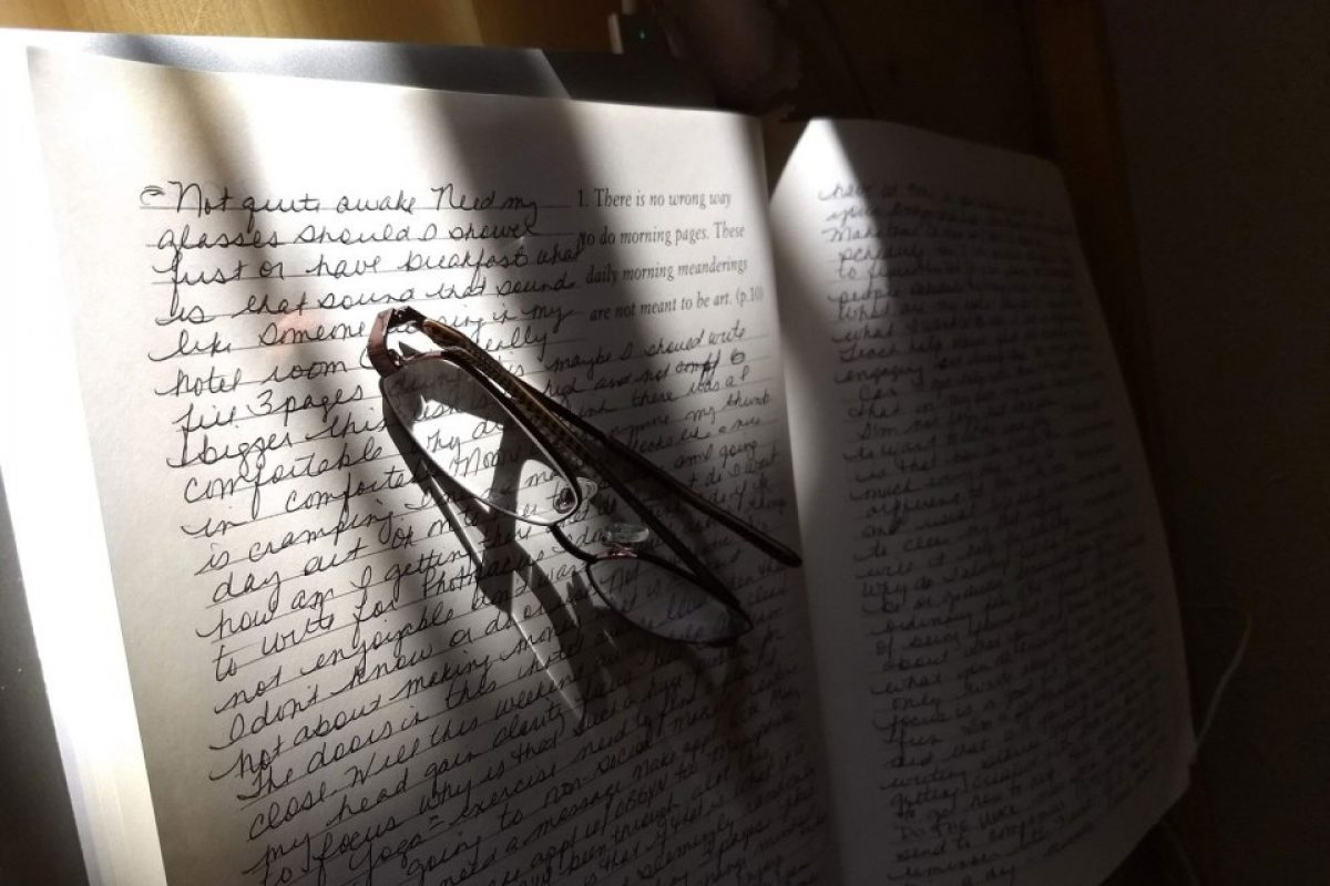 How writing can help your photography