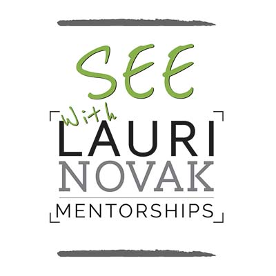 SEE! with Lauri Mentorships logo