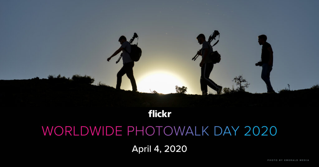 Flickr worldwide photowalk