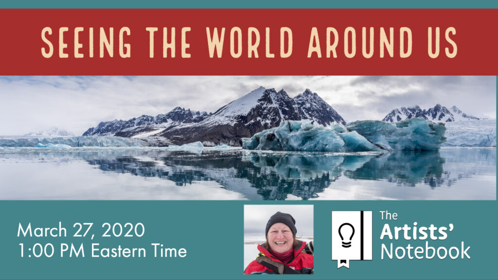 webinar on seeing the world