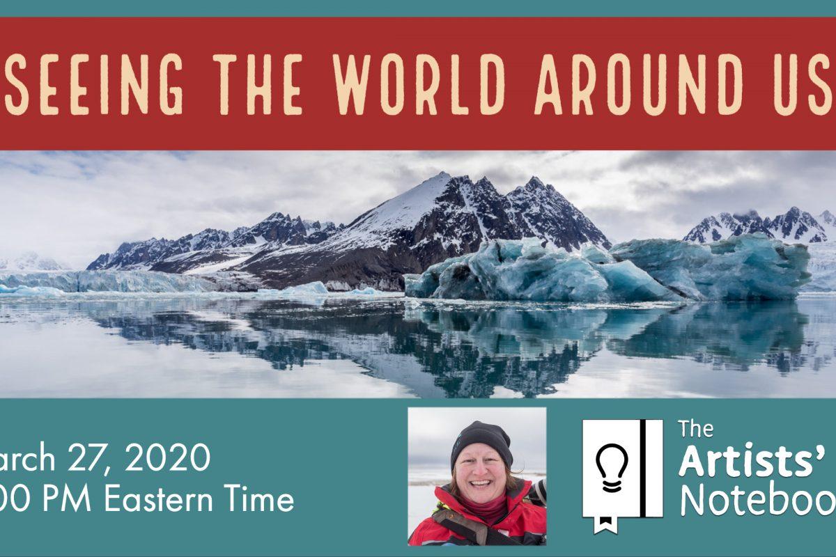 Seeing the world around us – a webinar