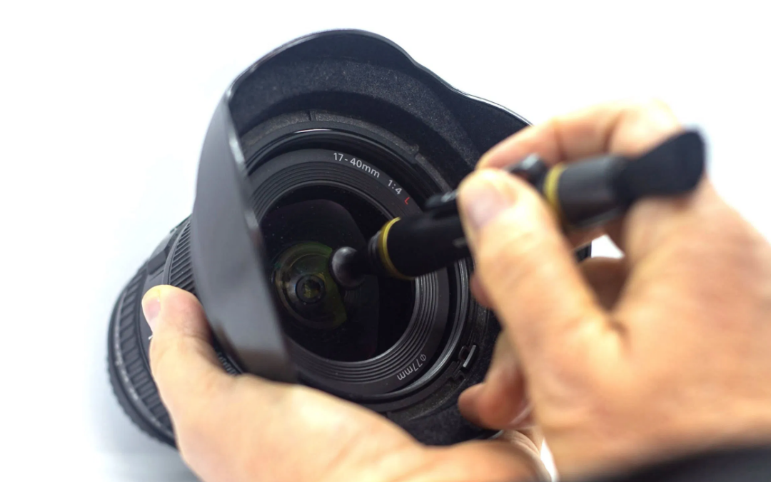 Why the LensPen should be in your camera bag